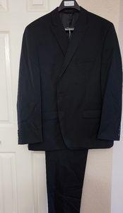 EUC beautiful navy blue suit